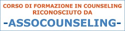 corso di formazione in counseling riconosciuto da AssoCounseling